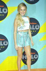 KELSEA BALLERINI at Nickelodeon Halo Awards in New York 11/04/2017