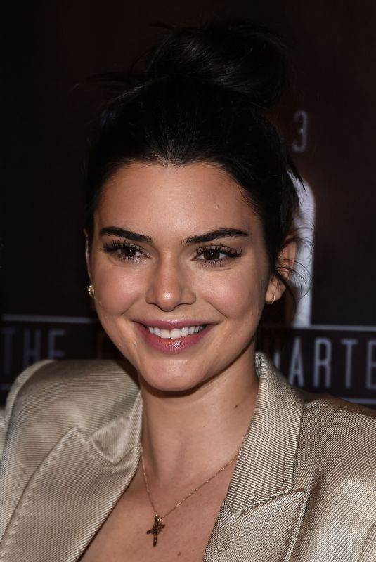 KENDALL JENNER at The 5th Quarter Premiere in Beverly Hills 11/29/2017