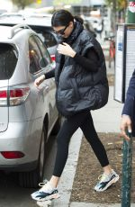 KENDALL JENNER Out in New York 11/18/2017
