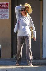 KIM BASINGER Leaves Pilates Class in Los Angeles 11/09/2017