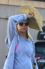KIM BASINGER Leaves Pilates Class in Los Angeles 11/09/2017