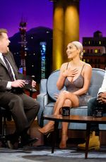 KIM KARDASHIAN at Late Late Show with James Corden 11/15/2017
