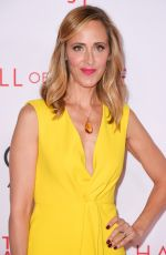 KIM RAVER at Television Academy Hall of Fame Induction in Los Angeles 11/15/2017