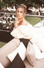 KIMBERLEY GARNER Modelling Her Latest Fashion Photoshoot, November 2017