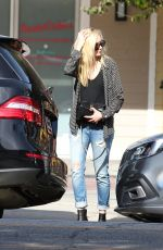 KIMBERLY STEWART Out and About in Studio City 11/21/2017