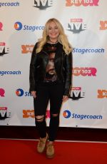KIRSTY LEIGH at Key 103 Live 2017 in Manchester 11/09/2017
