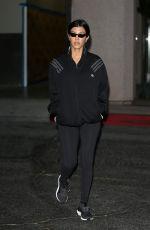 KOURTNEY KARDASHIAN Leaves Her Class in Los Angeles 11/14/2017