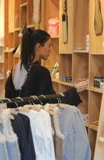 KOURTNEY KARDASHIAN Out Shopping in West Hollywood 11/04/2017