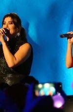 KRISTEN BELL and IDINA MENZEL at Disney in Anaheim 11/14/2017