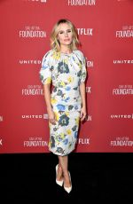 KRISTEN BELL at Sag-Aftra Foundation Patron of the Artists Awards in Beverly Hills 11/09/2017