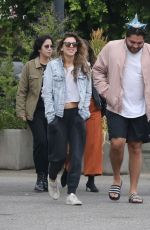 KRISTEN STEWART Out and About in Los Angeles 10/31/2017