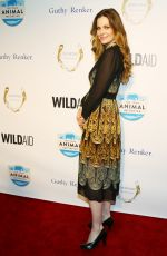 KRISTIN BAUER VAN STRATEN at An Evening with Wildaid in Beverly Hills 11/11/2017