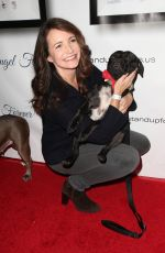 KRISTIN DAVIS 7th Annual Stand Up for Pits at Avalon Nightclub in Hollywood 11/05/2017