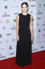 KRISTIN KREUK at 2017 International Emmy Awards in New York 11/20/2017