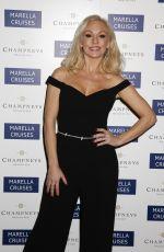 KRISTINA RIHANOFF at Marella Cruises First Spa at Sea Launch in London 11/28/2017