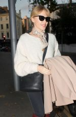 KYLIE MINOGUE Out in London 11/07/2017