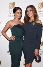 KYM MARSH and BHAVNA LIMBACHIA at Royal Television Society Awards in Manchester 11/11/2017