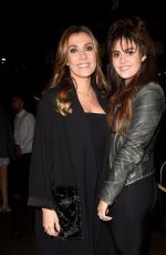 KYM MARSH and EMILY CUNLIFFE at Mahiki Nighclub in Manchester 11/04/2017