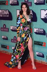 LANA DEL REY at 2017 MTV Europe Music Awards in London 11/12/2017