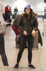 LANA DEL REY at Airport in Montreal 11/06-2017