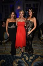 LAURA HAMILTON at Make a Wish Sports Ball in London 11/11/2017
