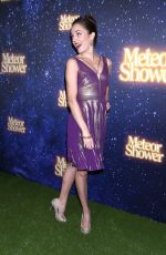 LAURA OSNES at Meteor Shower Broadway Opening Night in New York 11/29/2017
