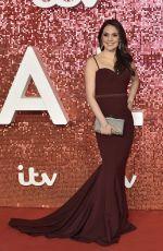 LAURA TOBIN at ITV Gala Ball in London 11/09/2017