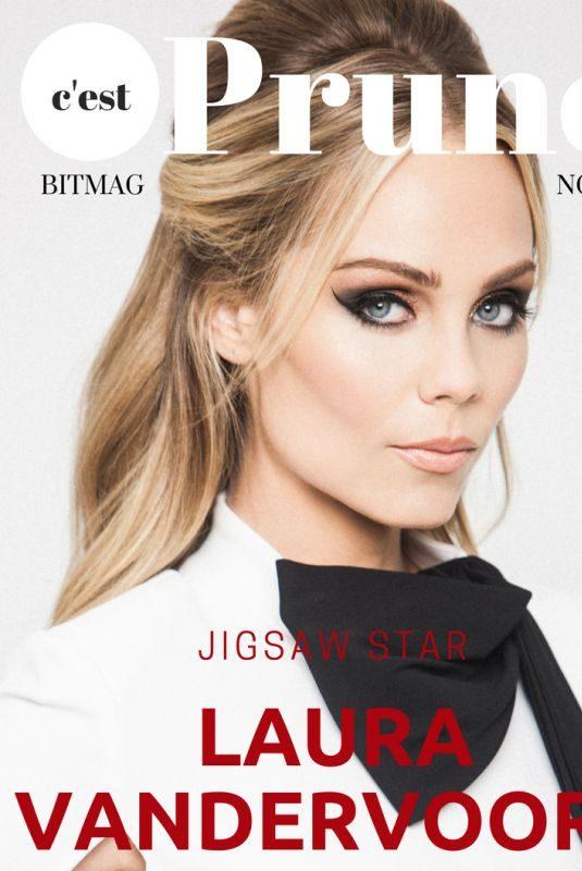 LAURA VANDERVOORT for Prune Magazine, November 2017