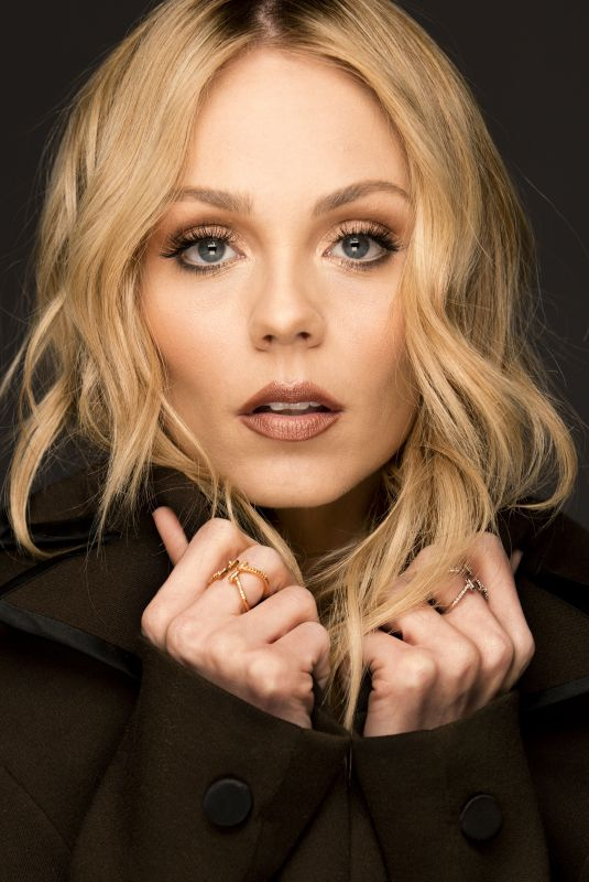 LAURA VANDERVOORT for Pulse Spikes Magazine, October 2017