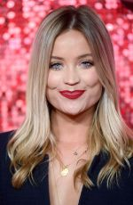 LAURA WHITMORE at ITV Gala Ball in London 11/09/2017