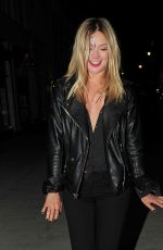 LAURA WHITMORE at Jonathan Ross Halloween Party in London 10/31/2017
