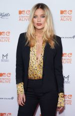 LAURA WHITMORE at MTV Staying Alive Gala in London 11/08/2017
