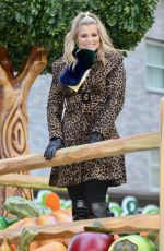 LAUREN ALAINA at Macy's Thanksgiving Day Parade in New York 11/23/2017