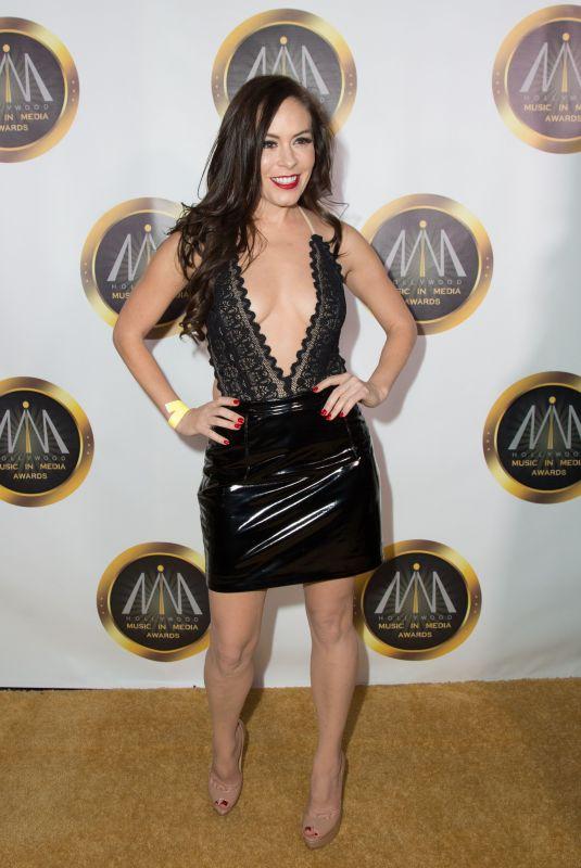 LAUREN CARTER at 2017 Hollywood Music in Media Award in Los Angeles 11/17/2017