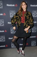 LAURY THILLEMAN at Reebok's Workout Center La.Salle.De.Sport Launch in Paris 11/16/2017