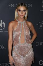 LELE PONS at 2017 Miss Universe Pageant in Las Vegas 11/26/2017