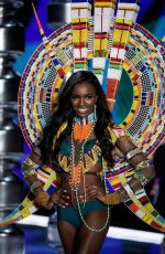 LEOMIE ANDERSON at 2017 Victoria's Secret Fashion Show in Shanghai 11/20/2017
