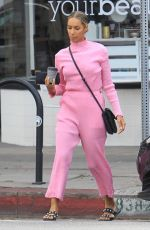 LEONA LEWIS Leaves a Detox Market in Los Angeles 11/03/2017
