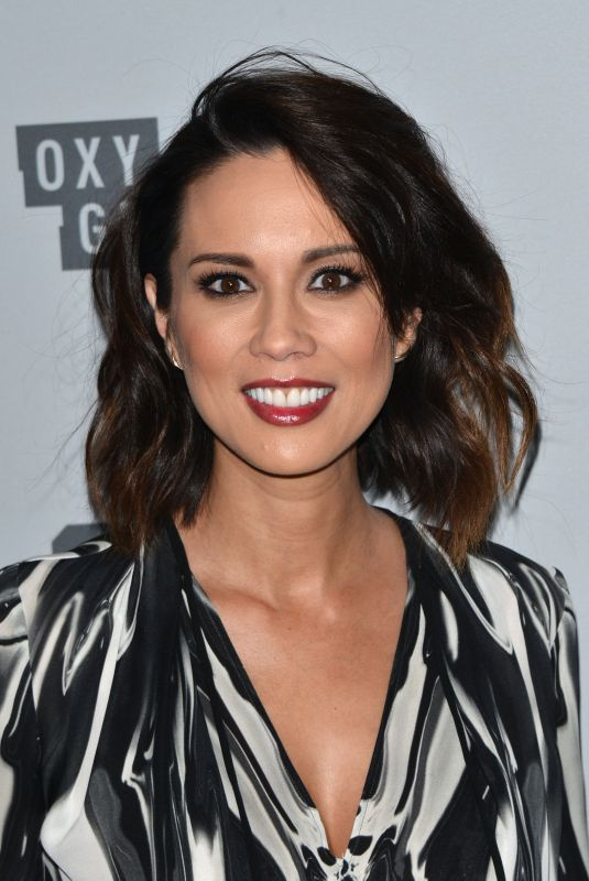 LEXA DOIG at NBC/Universal's Press Junket in Los Angeles 11/13/2017