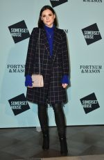 LILAH PARSONS at Skate at Somerset House VIP Launch Party in London 11/14/2017