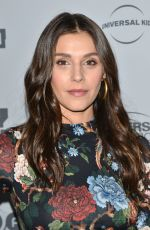 LILI MIROJNICK at NBC/Universal's Press Junket in Los Angeles 11/13/2017