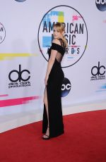 LILI REINHART at American Music Awards 2017 at Microsoft Theater in Los Angeles 11/19/2017