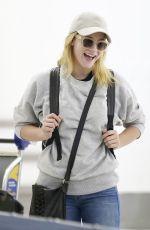 LILI REINHART at Los Angeles International Airport 11/11/2017