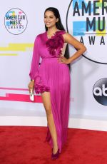 LILLY SINGH at American Music Awards 2017 at Microsoft Theater in Los Angeles 11/19/2017