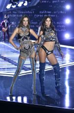 LILY ALDRIDGE at 2017 Victoria's Secret Fashion Show in Shanghai 11/20/2017