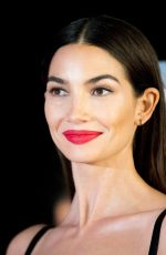 LILY ALDRIDGE at Mercedes-Benz Backstage Secrets by Russell James Book Launch and Shanghai Exhibition Opening Party 11/18/2017