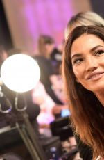 LILY ALDRIDGE on the Backstage at 2017 VS Fashion Show in Shanghai 11/20/2017