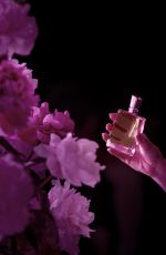 LILY COLLINS for Lancome New Miracle Secret Fragrance Campaign