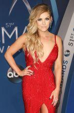 LINDSAY ELL at 51st Annual CMA Awards in Nashville 11/08/2017