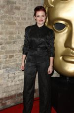 LINDSEY RUSSELL at Bafta Children's Awards 2017 in London 11/26/2017